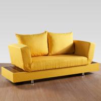 Sigma Tasarım Roma Sandıklı Kanepe Sarı