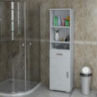 Sanal Mobilya Sorrento Çok Amaçlı Banyo Dolabı G2-Ç1-K5