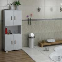 Sanal Mobilya Sorrento Çok Amaçlı Banyo Dolabı G3-K1-K1