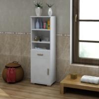 Sanal Mobilya Sorrento Çok Amaçlı Banyo Dolabı G4-Ç1-K2