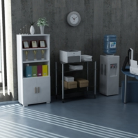 Sanal Mobilya Sorrento Çok Amaçlı Ofis Dolabı G3-K1