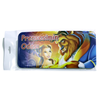 İlkim Kapı Yazısı - Prensesimin Odası - Wolf And Girl