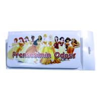 İlkim Kapı Yazısı - Prensesimin Odası - Yellow Princess