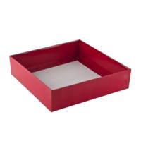 Elitparti Çerçeve Kutusu 20X20X5 - Kırmızı