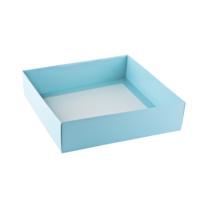 Elitparti Çerçeve Kutusu 20X20X5 - Bebe Mavi