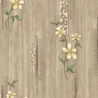 Dekor Vision 275-D Çiçek Desenli Duvar Kağıdı