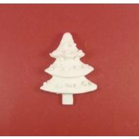 Yıldız Hobi Çam Ağacı Silikon Sabun ve Kokulu Taş Kalıbı