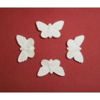 Yıldız Hobi 4Lü Mini Kelebek Silikon Sabun ve Kokulu Taş Kalıbı