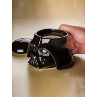 Star Wars Darth Vader Seramik Kapaklı Kupa