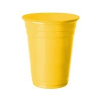Partistok Sarı Büyük Plastik Bardak 8 Adet