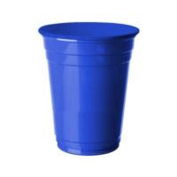 Partistok Lacivert Büyük Plastik Bardak 8 Adet