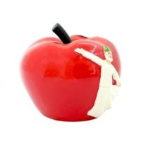 Myros Semazen Temalı Elma ( 8 Cm )
