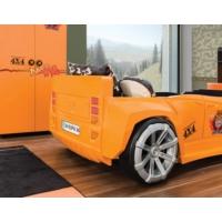 Kupa Genç Odası Kupa Genç Odası offroad Turuncu Jeep Karyola