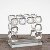 Kristal Cam Peçetelik 10X9,5 LN627
