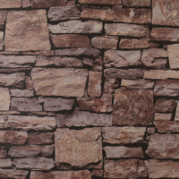 Artistique Home Single Wall 6913-02 Simli Taş Desen Duvar Kağıdı
