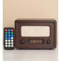 Hediye Paketim Nostaljik Görünümlü Uzaktan Kumandalı Gerçek Radyo