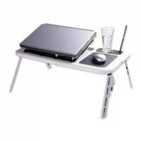 Hediye Paketim Portatif Katlanan Soğutuculu Laptop Sehpası