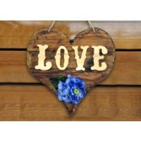 Luckywoodstore Yıllanmış Aşk Duvar Dekoru
