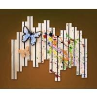 Luckywoodstore Lucky Kelebekler Diyarı Duvar Panosu