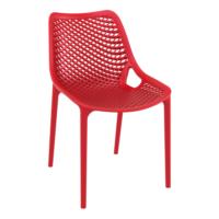 Siesta Contract Air Sandalye - Kırmızı