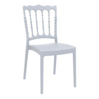 Siesta Contract Napoleon Düğün Sandalyesi - Gümüş