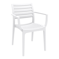 Siesta Contract Artemis Sandalye - Beyaz