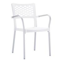 Siesta Contract Bella Sandalye - Beyaz