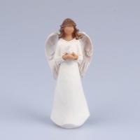 Angels İn Town Melek Biblo - Ve De Oldu (10 Cm)