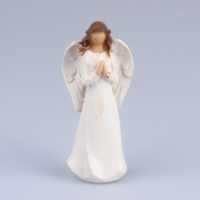 Angels İn Town Melek Biblo - Dilek (10 Cm)