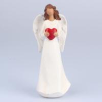 Angels İn Town Melek Biblo - Aşk (20 Cm)