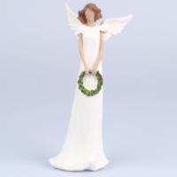 Angels İn Town Melek Biblo - Zafer (25 Cm)
