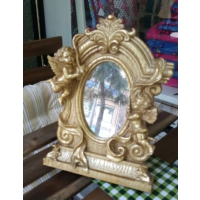 Angels İn Town Dekoratif Ayaklı Ayna