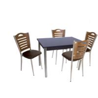 Dockers Mutfak Masa Takım Akasya-Merdıven