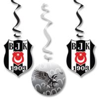 Kikajoy Beşiktaş Asmalı İp Süs