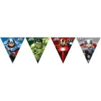Kikajoy Avengers Üçgen Flama