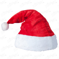 Kikajoy Kadife Yılbaşı Şapkası - 1 adet