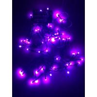 Kikajoy Pilli Led Işık Mor Renk 6 mt - 1 adet
