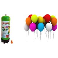 Kikajoy Uçan Balon Helyum Gazı Tüpü 2,2 Litre