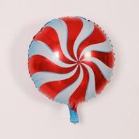 Kikajoy Kırmızı Renk Candy Folyo Balon 2'li