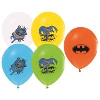 Kikajoy Çift Taraflı Batman Baskılı Balon