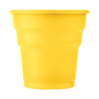 Kikajoy Plastik Bardak Sarı