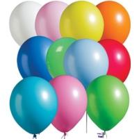 Kikajoy Baskısız Pastel Balon Karışık Renkler