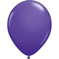 Kikajoy Baskısız Pastel Balon Mor