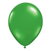 Kikajoy Baskısız Metalik Balon Yeşil - 100 adet