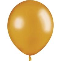 Kikajoy Baskısız Metalik Balon Altın