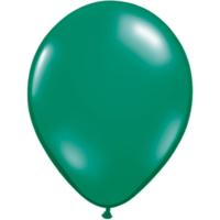 Kikajoy Baskısız Pastel Balon Yeşil - 100 adet