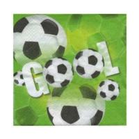 Kikajoy Roll-Up Futbol Partisi Peçete