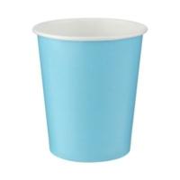 Kikajoy Roll-Up Karton Bardak Açık Mavi
