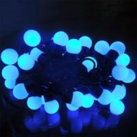 Pandoli Mavi Renkli 50 Ampullü Yılbaşı Top Led Işık 4.5 Metre