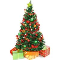 Kikajoy 180 cm Ağaç 60 Parça Süs